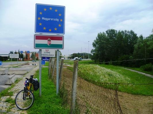 Viaggio bici Slovenia-Croazia-Ungheria 2 004