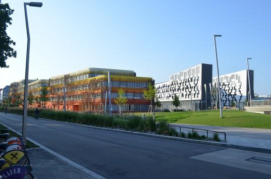 edifici moderni a vienna