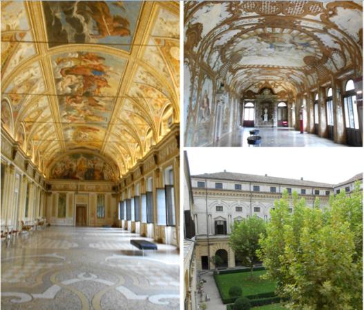 Scorci di Palazzo Ducale - Mantova
