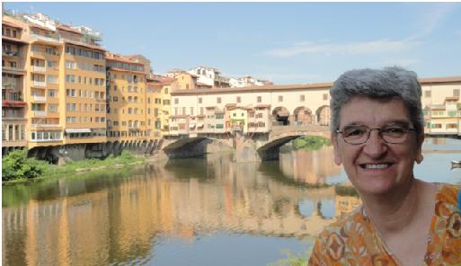 Ponte Vecchio con LaCapitana