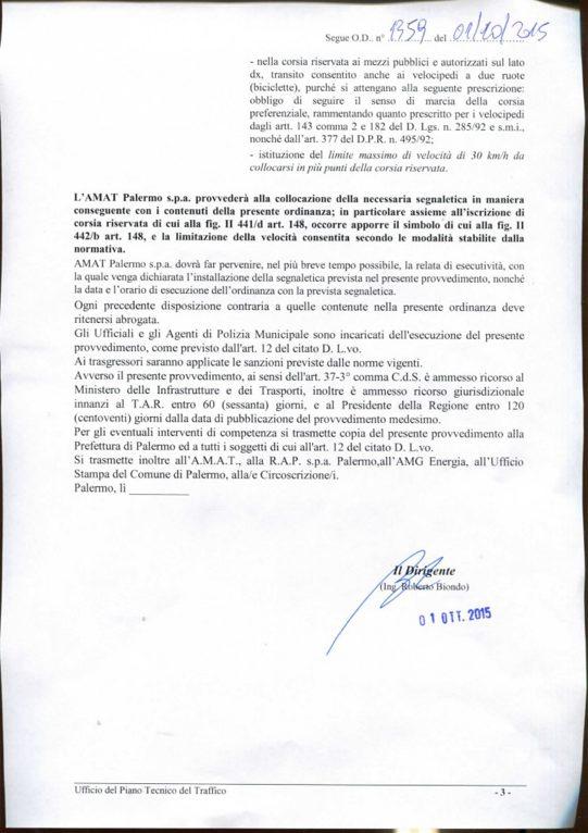 PALERMO_BICI_SU_PREFERENZIALI_ORDINANZA2