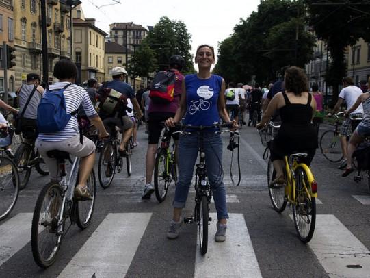 Controflusso bicicletta