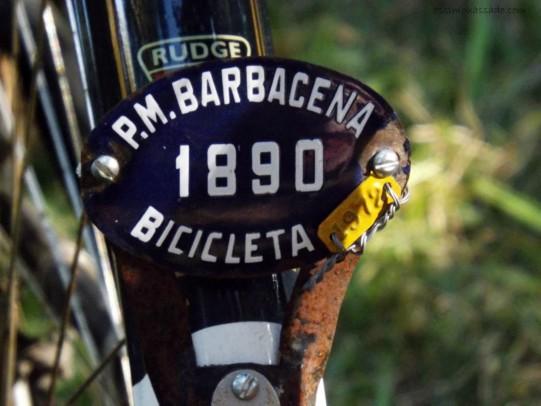 targa bici