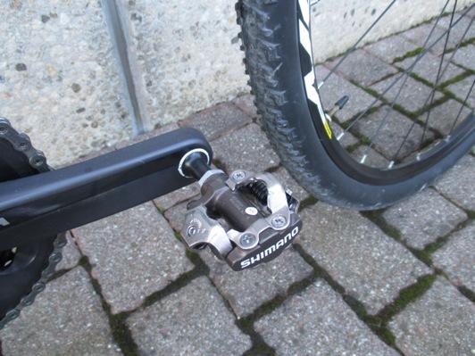 pedali gravel