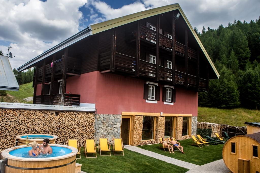 Hotel Piscina Livigno