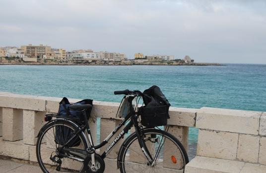 Il Giro Del Salento In Bicicletta