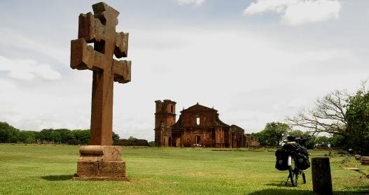 Il sito archeologico di São Miguel das Missões (Brasile)