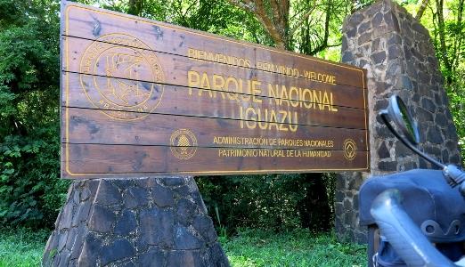 Parco Nazionale di Iguaçu-Iguazu (Brasile-Argentina)