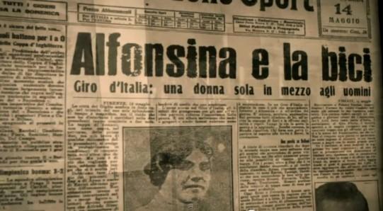 Alfonsina-e-la-bici