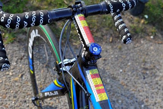 bici per la Parigi Roubaix