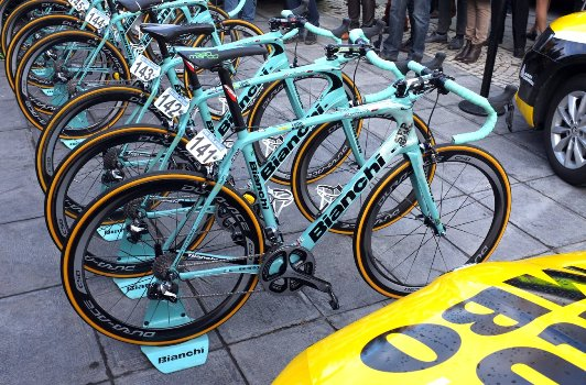 ruote per la Parigi Roubaix
