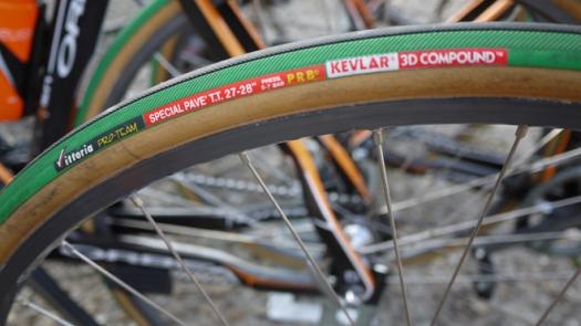 copertoni per la Parigi Roubaix