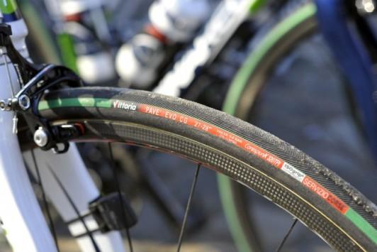 pressione gomme per la Parigi Roubaix