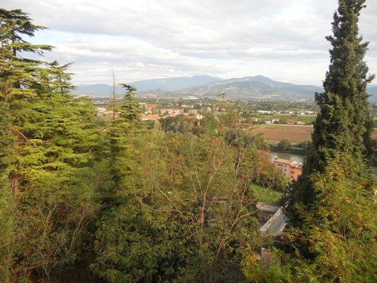Veduta panoramica da Bussolengo