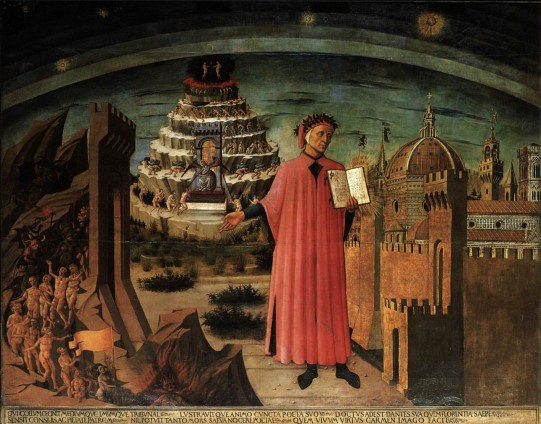 dante domenico di michelino