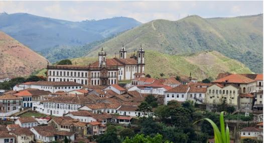 10-APR-2014: l'arrivo a Ouro Preto