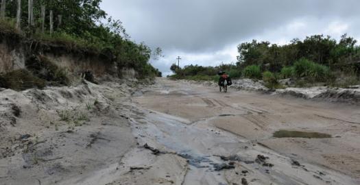09-APR-2014: verso Mariana, la cittadina da cui avrà inizio il percorso lungo la Estrada Real