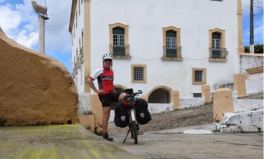 09-APR-2014: l' arrivo a Mariana