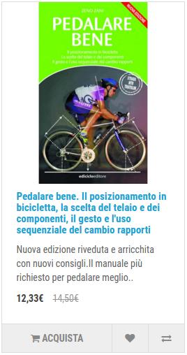 pedalare bene