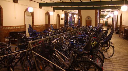 Copenhagen Parcheggio Comunale internp