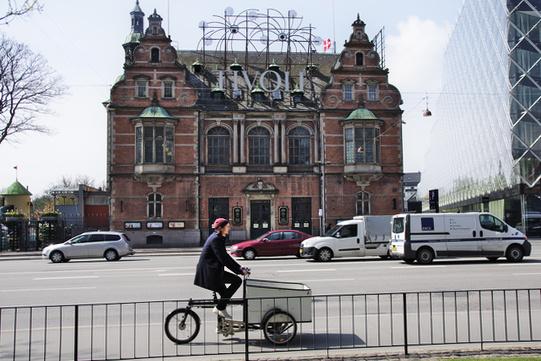 Copenhagen Tivoli Cargo Bike