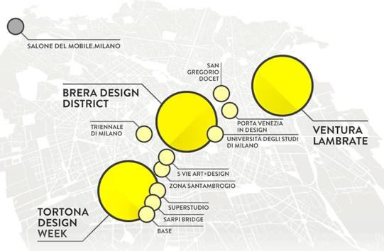 Salone del Mobile Milano 2016: Programma, Esposizioni ed Eventi