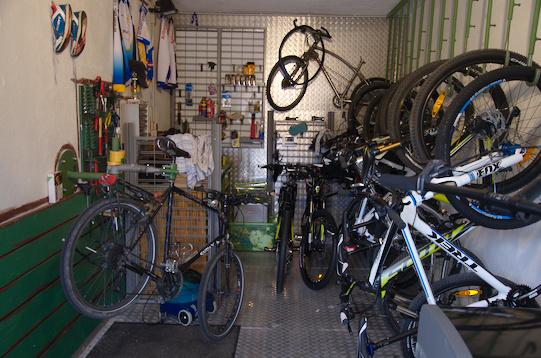 Parcheggio biciclette 2