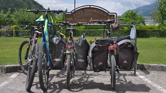 Parcheggio biciclette 4
