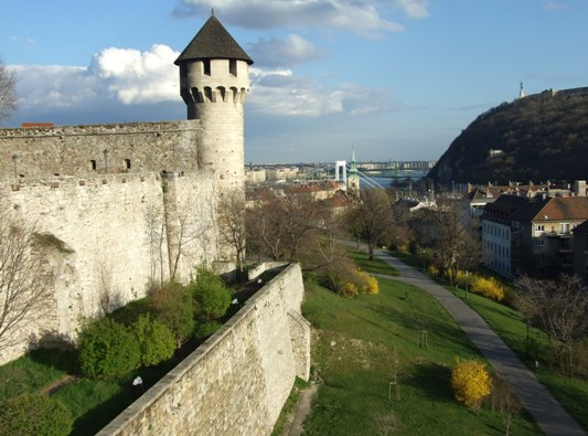 budapest-castello