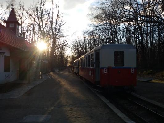 budapest-treno