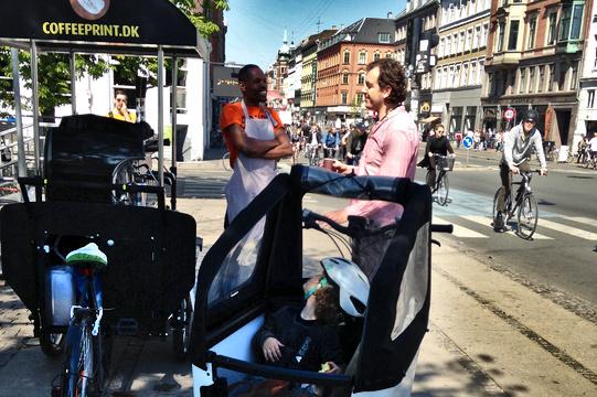 Caffe Bike Copenhagen