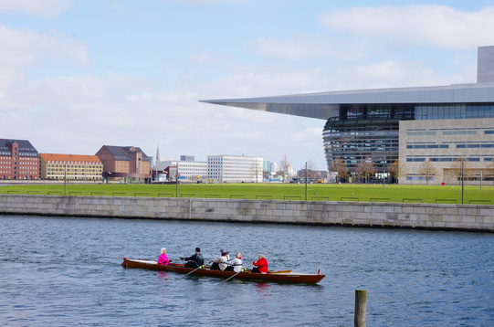 Canottaggio Copenhagen