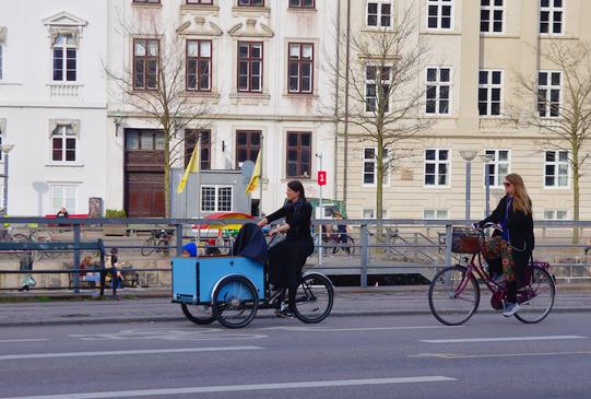 Cargo Bikers Copenhagen
