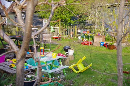 Christiania giardino