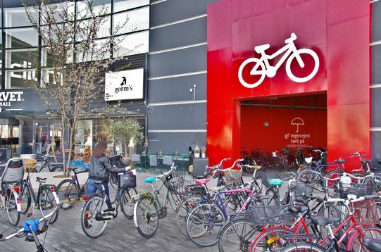 Cicloparcheggio Copenhagen