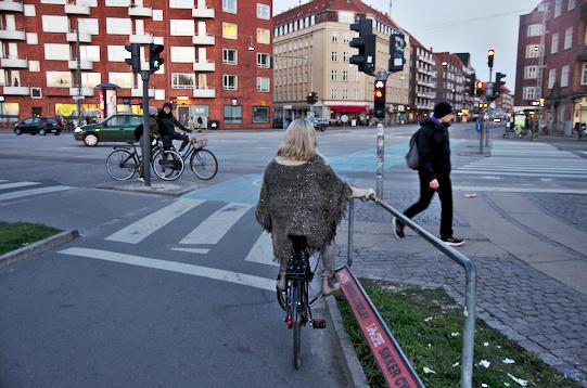 Copenhagen strada qualunque