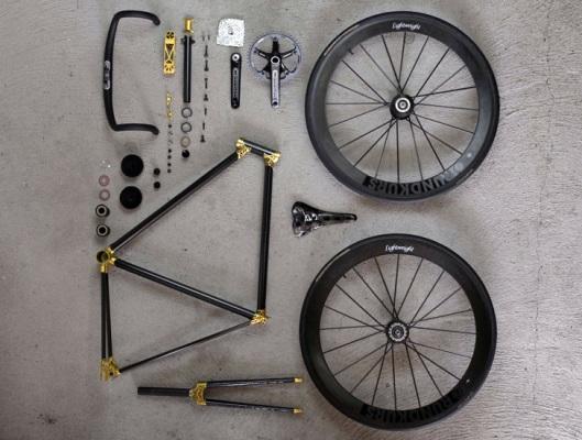taglia bici scatto fisso