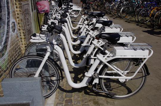 Noleggio bici copenhagen 4