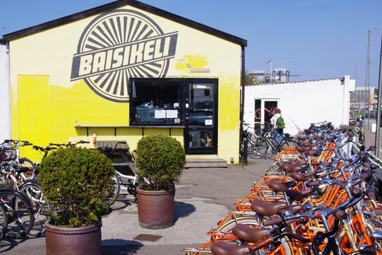 Noleggio bici copenhagen 7
