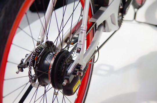 Piaggio Wi-Bike detail2