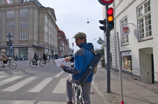Pinz mappa Copenhagen