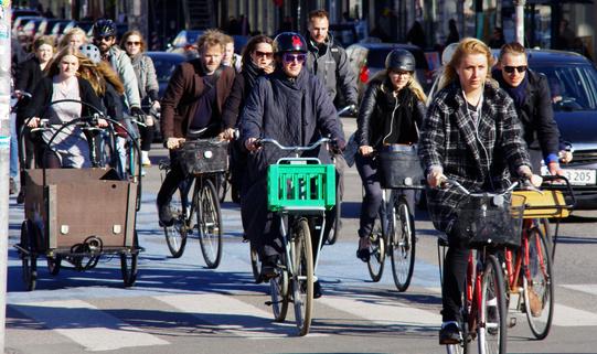 Rush Hour Copenhagen
