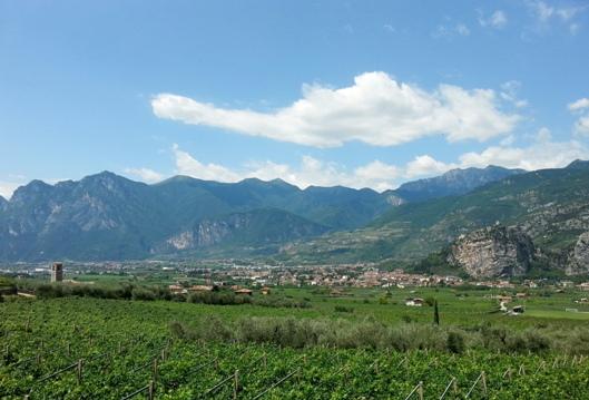 San Floriano, panorama Busa