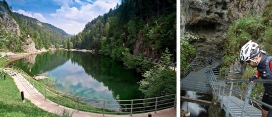 05 Lago smeraldo e canyon