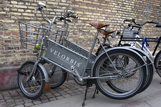 1 Velorbis Bikes