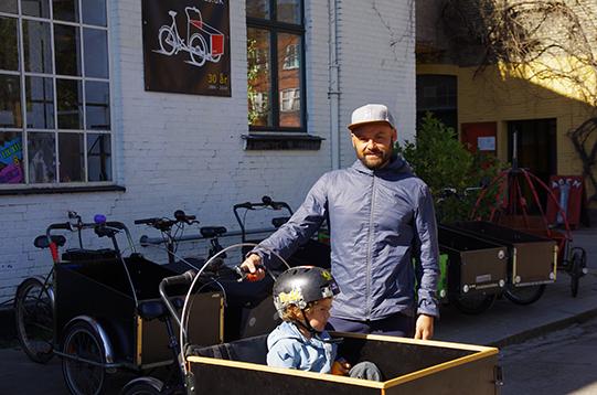 14 christiania bikes