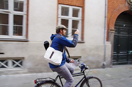 16 tourist on bike