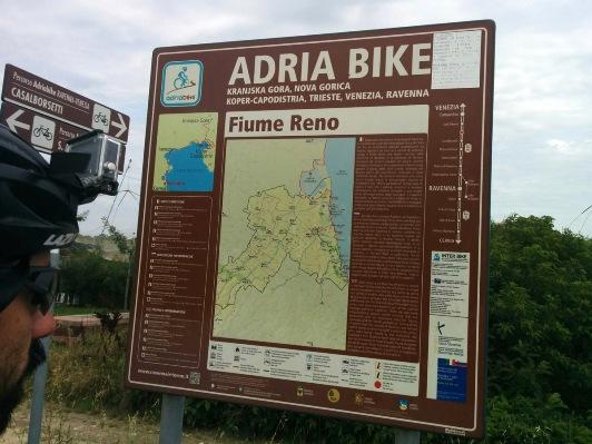 Indicazioni Adriabike