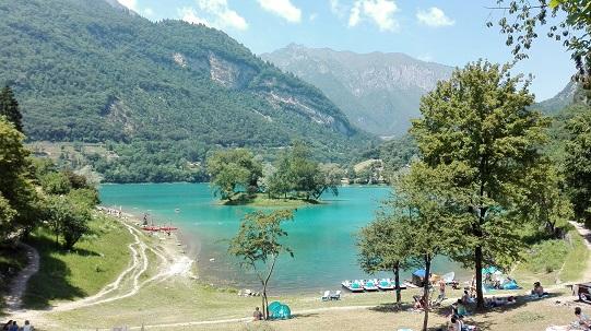 LAGHI_TRENTINO_Lago di Tenno - R. Genovese