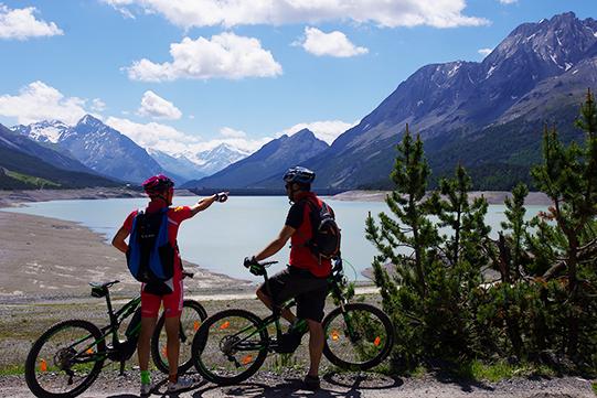 Livigno MTB 13 lago di calcano_bikeitalia